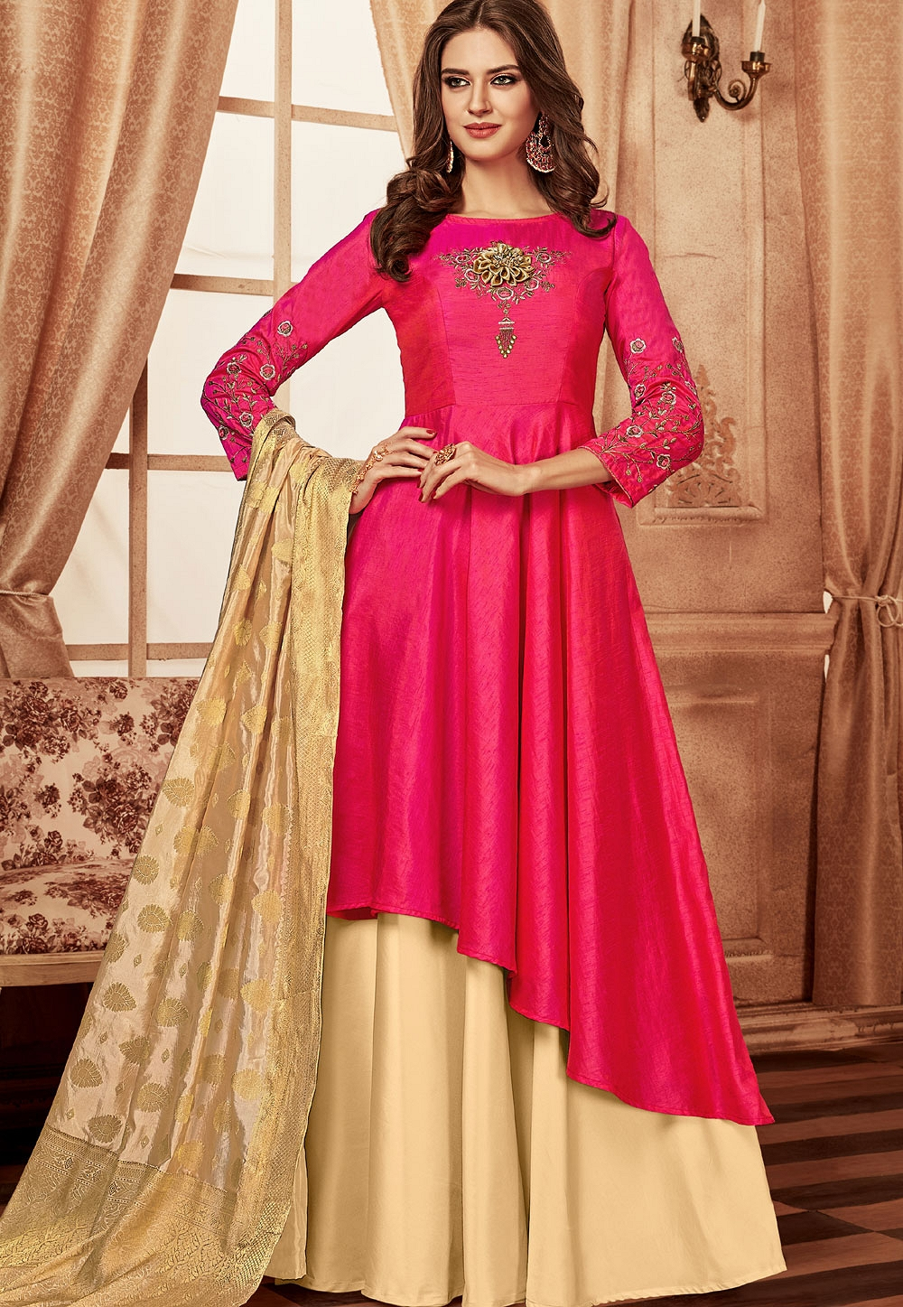 57ed196653 Indian ethnic shopping store, Indian ethnic clothing, Online clothing  shopping store, saree, lehenga choli, salwar kameez, kurta pyjama.
