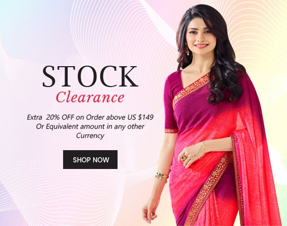 Stock Clearance Products